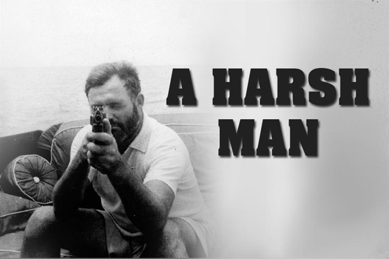 Culture Story: A harsh man