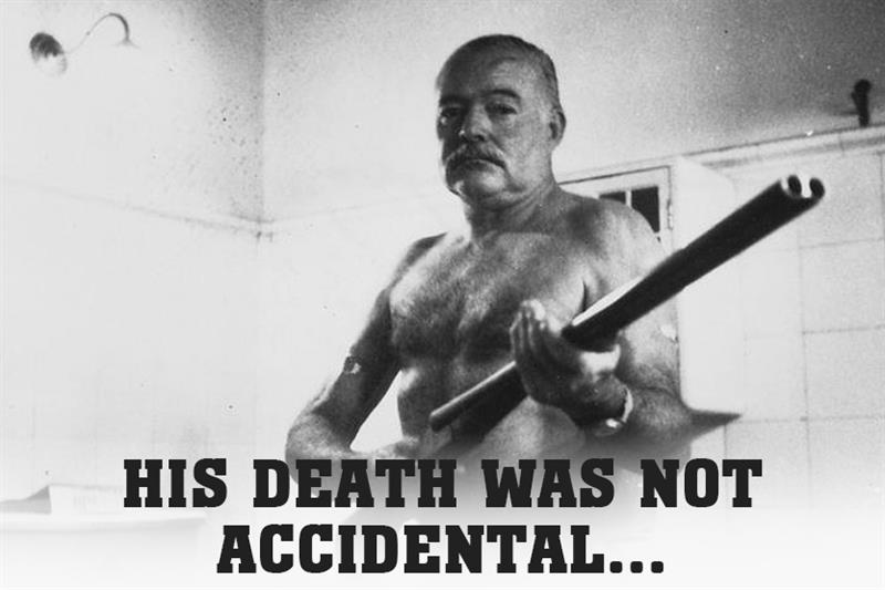 Culture Story: His death was not accidental…