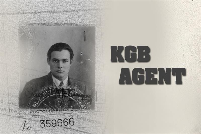 Culture Story: KGB agent
