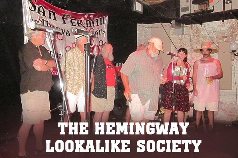 Culture Story: The Hemingway lookalike society