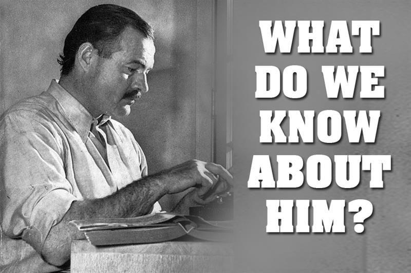 Culture Story: What do we know about him?