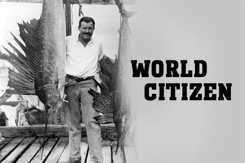 Culture Story: World citizen