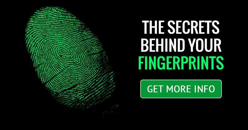 Science Story: Your identity at the tips of your fingers: things you need to know
