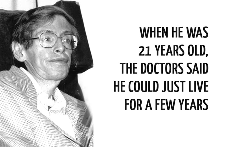 Science Story: When he was 21 years old, the doctors said he could just live for a few years