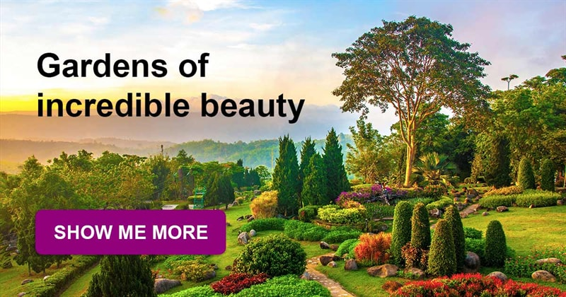 Nature Story: 10 most gorgeous gardens from all over the world