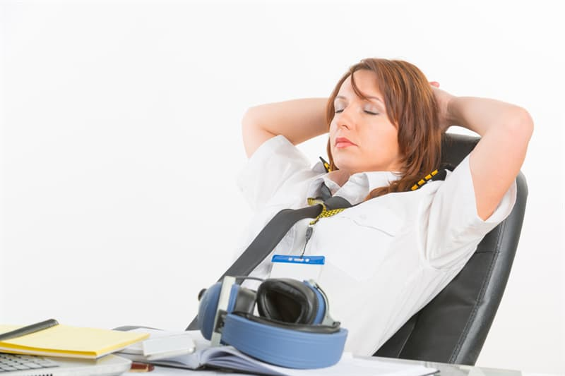 Society Story: #6 Do pilots sleep while flying?
