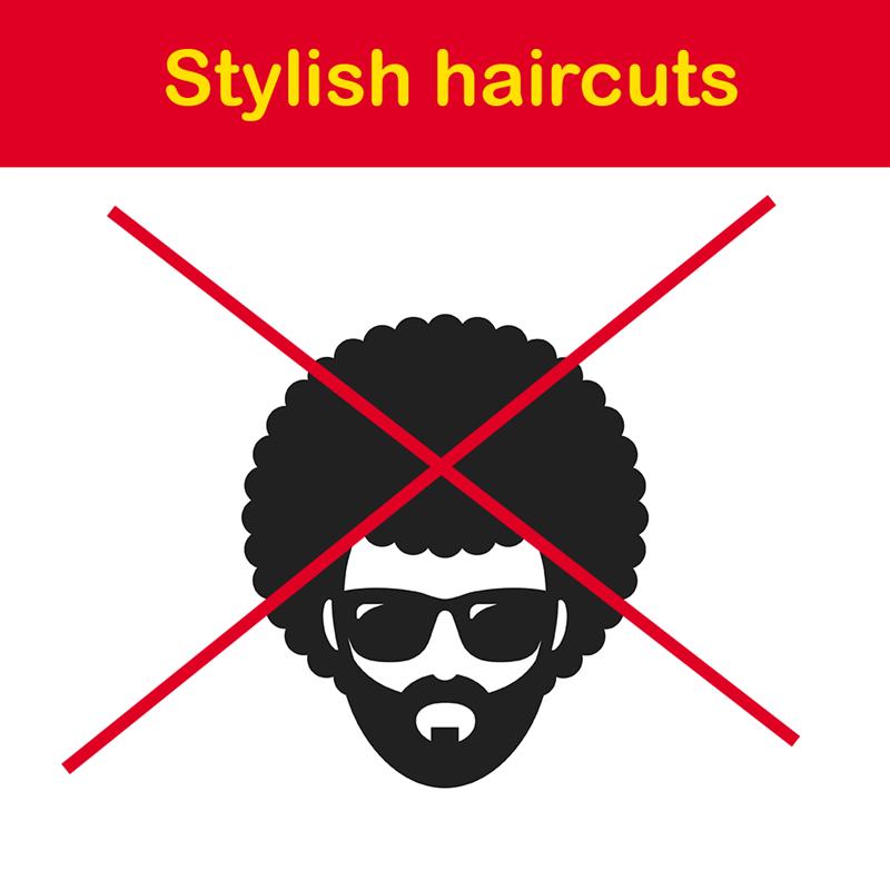 Geography Story: Stylish haircuts