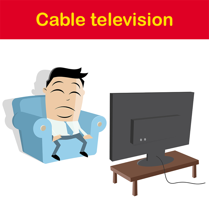 Geography Story: Cable television