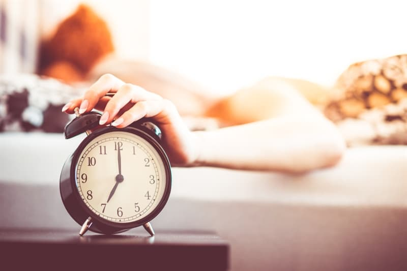Sport Story: #6 You can wake up in the morning without setting an alarm