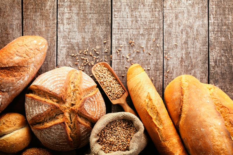 health Story: #4 Brown bread have more health benefits than white bread