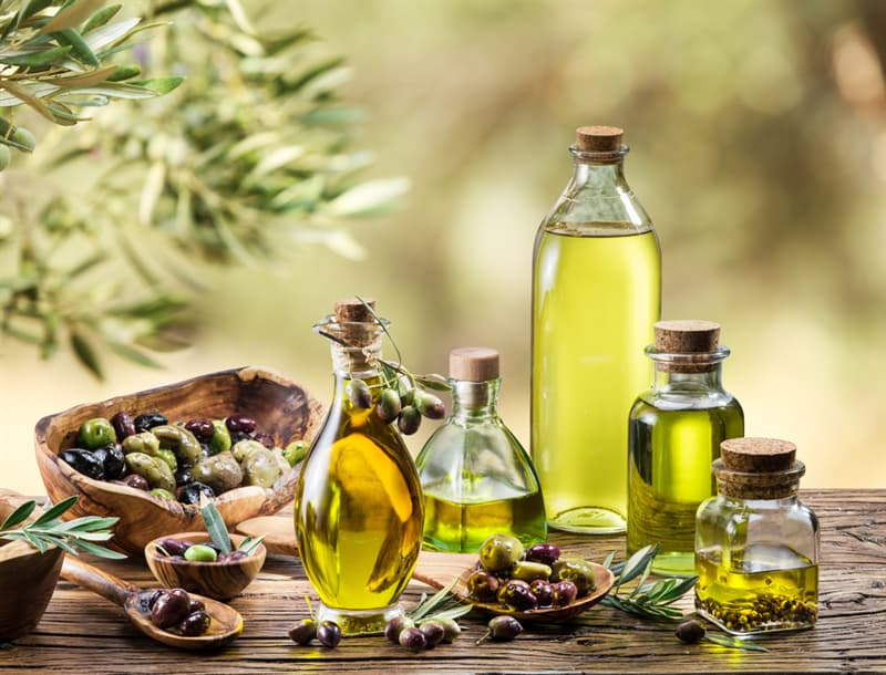 health Story: #6 Olive oil is healthier than sunflower oil