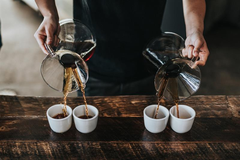 Sport Story: #3 Just think, 2.3 billion cups of coffee are consumed daily all over the world!