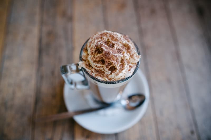 Sport Story: #8 Irish coffee was made in Ireland to warm up cold American plane passengers