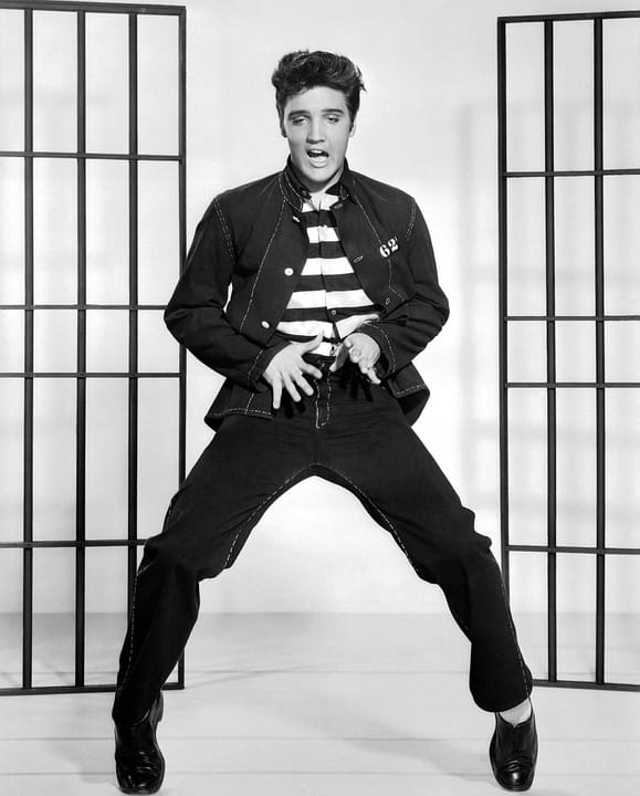 """History Story: #1 Besides """"Blue Christmas"""", Elvis had 14 songs with the word """"Blue"""" in the title"""