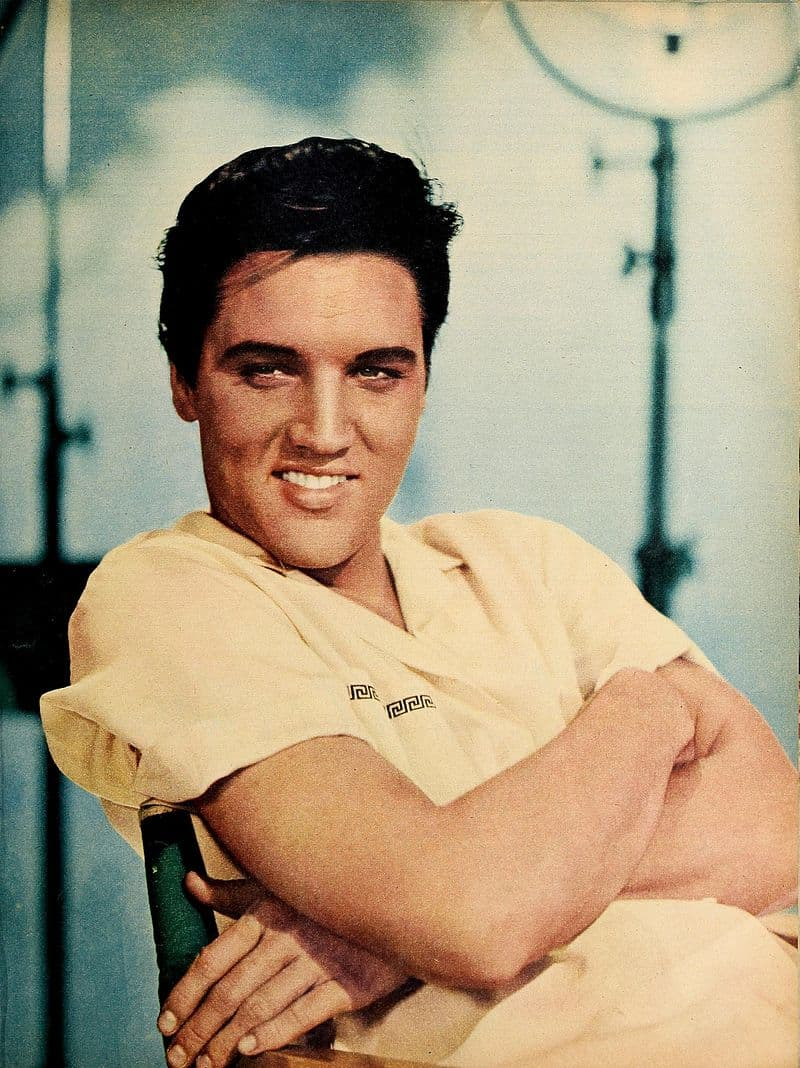 History Story: #4 Elvis liked peculiar food combinations