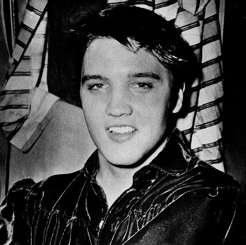 History Story: #6 Elvis was a black belt in karate!
