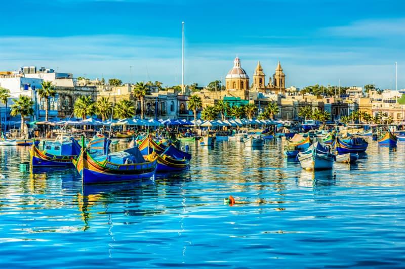 Geography Story: #3 Marsaxlokk, Malta