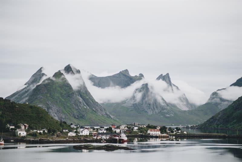 Geography Story: #9 Reine Lofoten, Norway