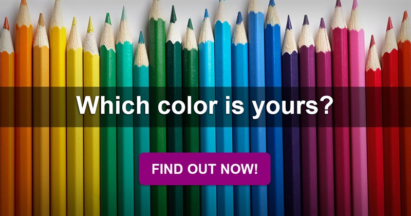 color Story: The wonderful influence that different colors have on us