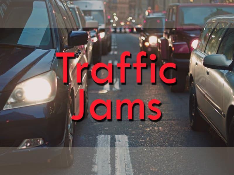 Culture Story: Traffic jams