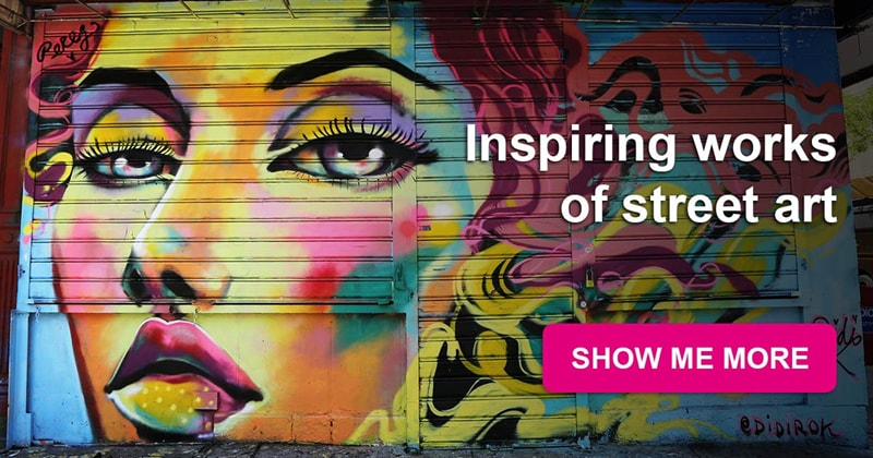 art Story: These examples of street art will definitely fascinate you