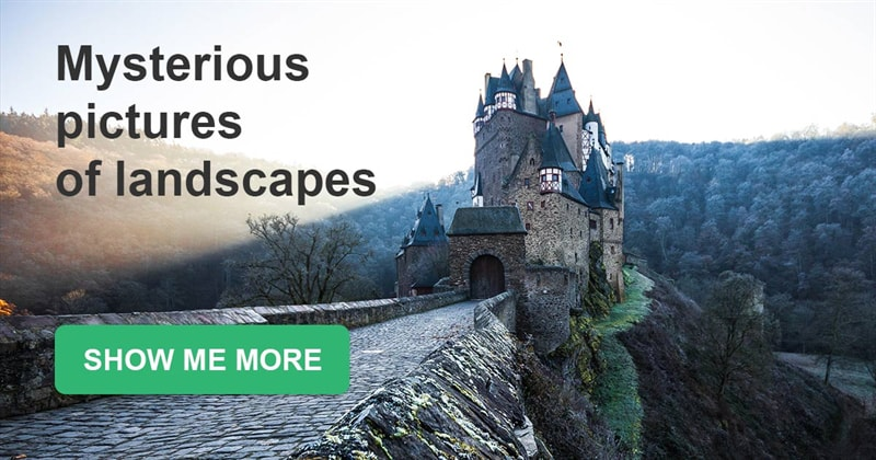 inspiration Story: These fabulous pictures of magical European landscapes will take your breath away