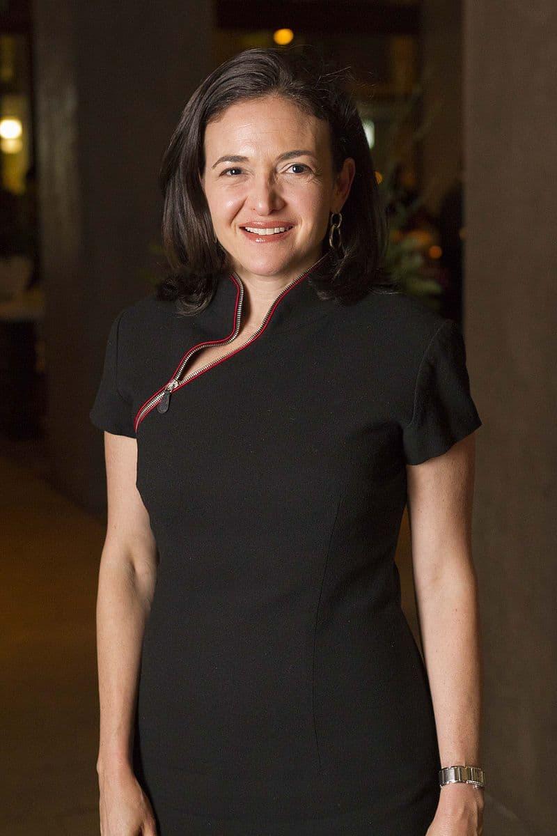 Society Story: #4 Sheryl Sandberg