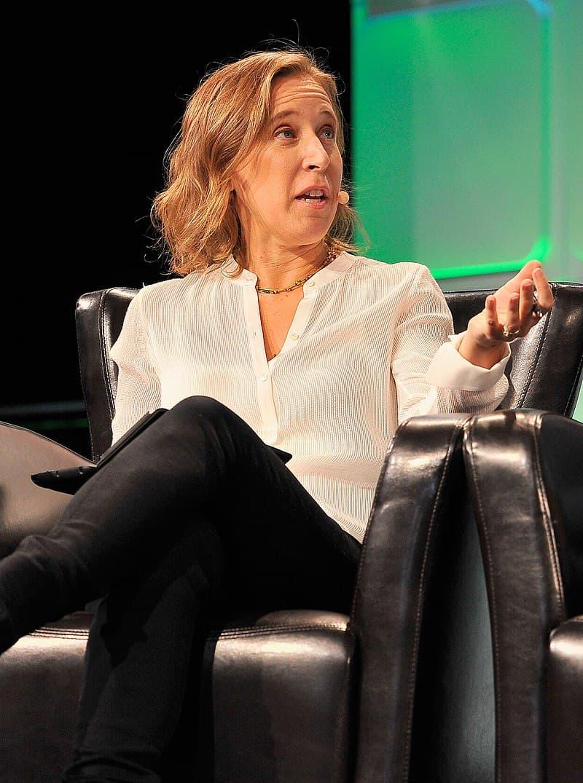 Society Story: #5 Susan Wojcicki