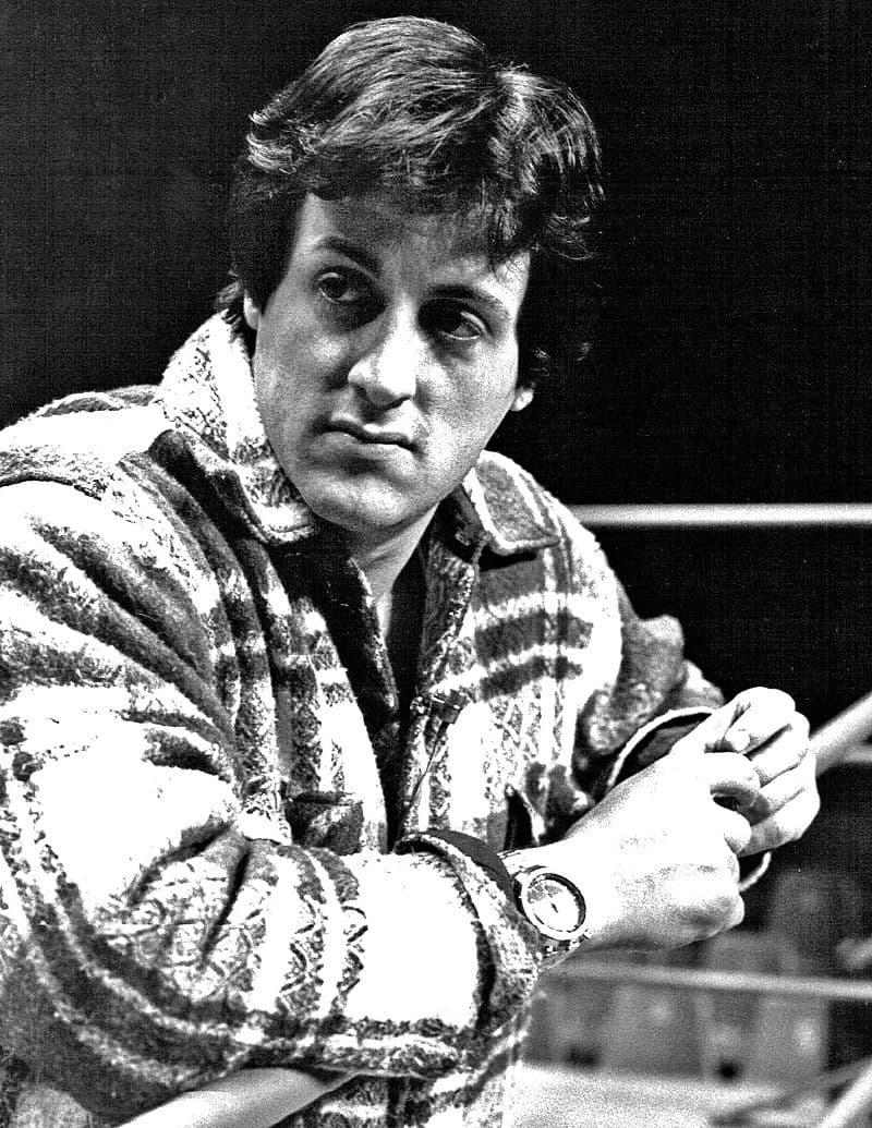 Society Story: #4 Sylvester Stallone