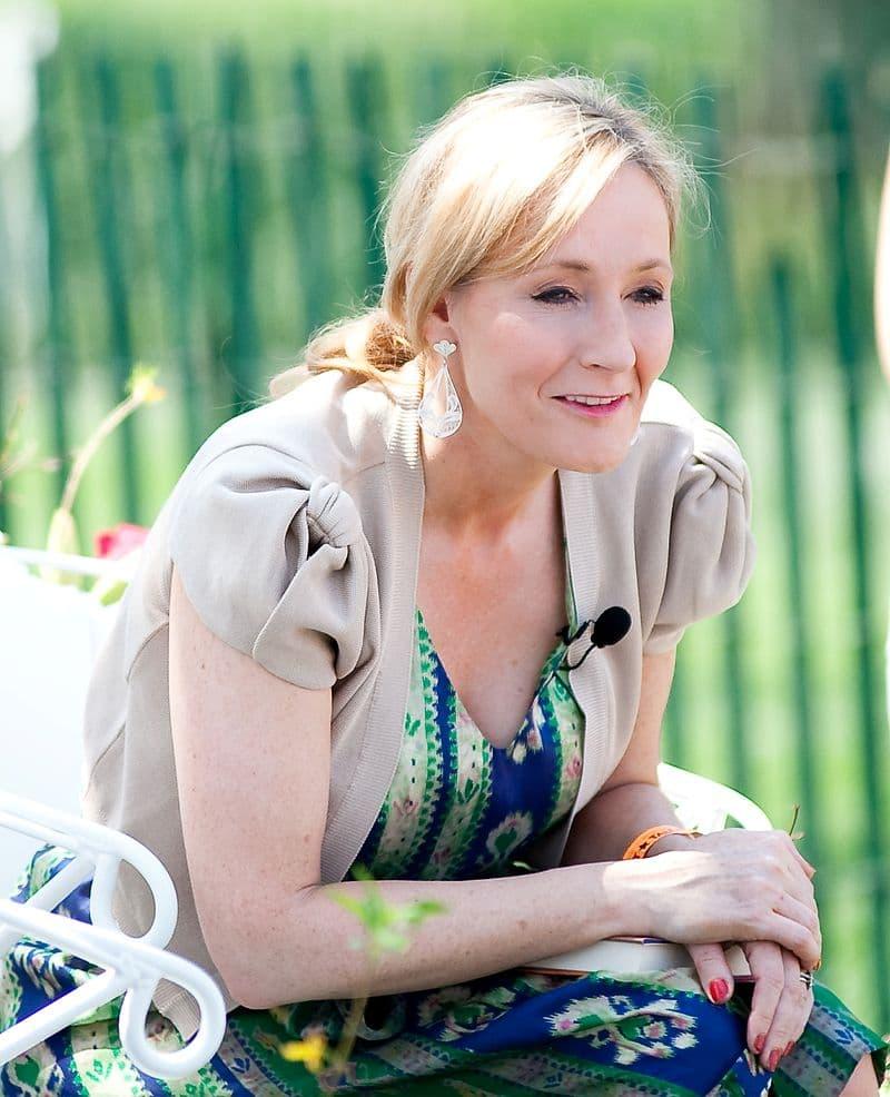 Society Story: #5 J.K. Rowling