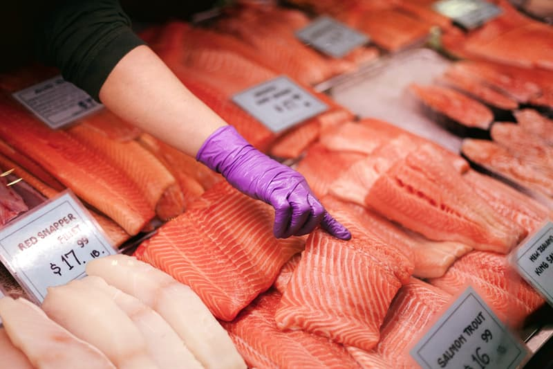 health Story: #3  A fish fillet or a whole fish?