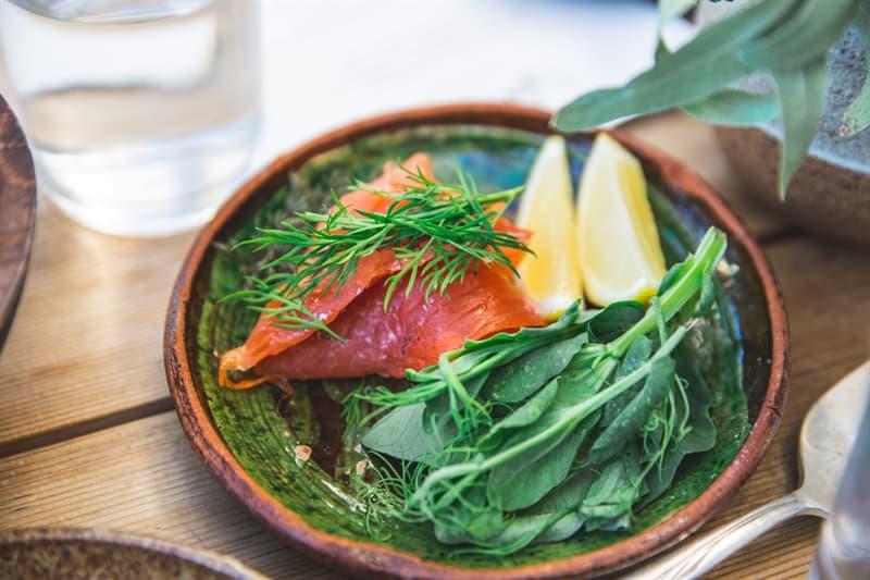 health Story: #1 Eat more fish instead of lemons