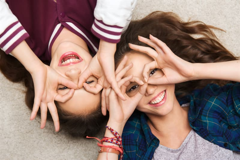 Personality Story: #3 Having a sister reduces the risk of depression