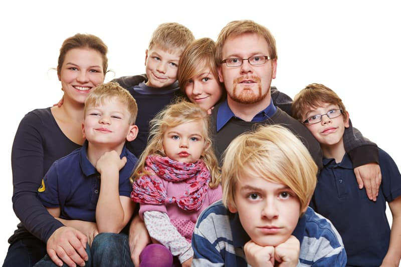 Personality Story: #8 More brothers and sisters guarantee you a strong marriage