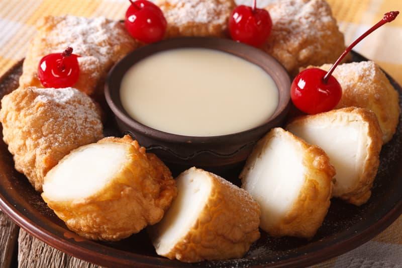 Culture Story: #7 Spanish fried milk (Leche frita)