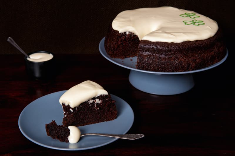 Culture Story: #8 Chocolate Guinness cake from Ireland