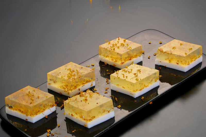 Culture Story: #9 Chinese osmanthus cake