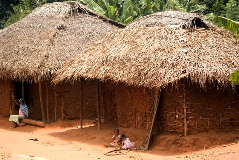 Culture Story: #7 All Africans live in huts