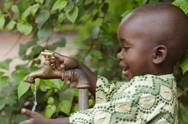 Culture Story: #9 There is a lack of drinking water in Africa