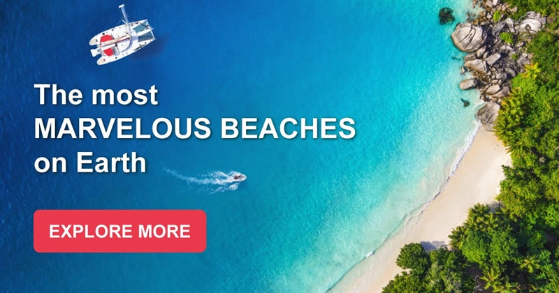 Geography Story: Most wonderful beaches from all over the world