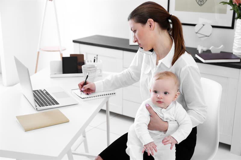 Geography Story: #10 In Denmark practically all Moms go to work