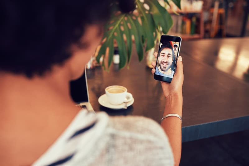 Science Story: Today we can make video calls from anywhere not only with a computer, but with any smartphone: