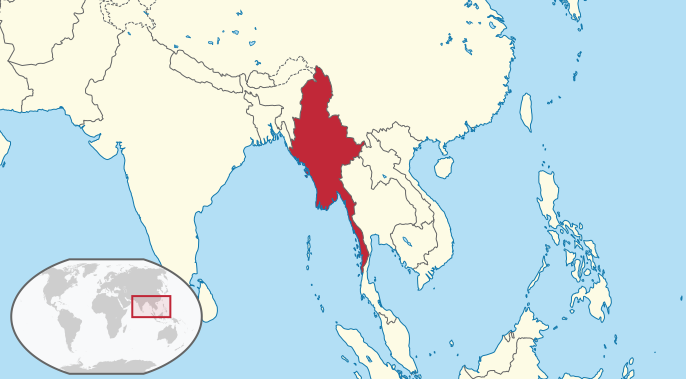 Geography Story: Burma (also known as Myanmar) is an Asian country with strict government regulation and censorship laws.
