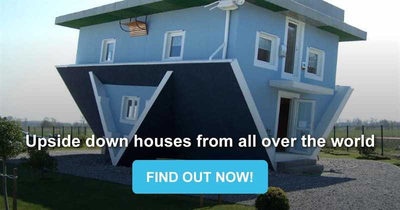 Culture Story: Unusual upside down houses from all over the world