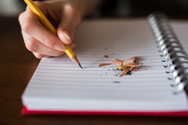 psychology Story: #10 Write down problems that worry you