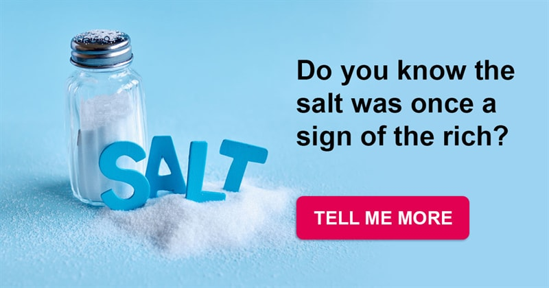 Science Story: 8 surprising facts about salt you might have never heard before