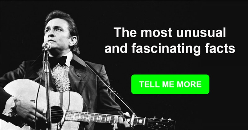 History Story: Surprising facts about Johnny Cash's life