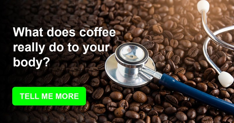 Science Story: Is coffee really harmful to your health?