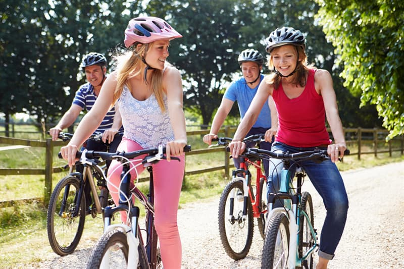 health Story: #3 Holland: Cycling