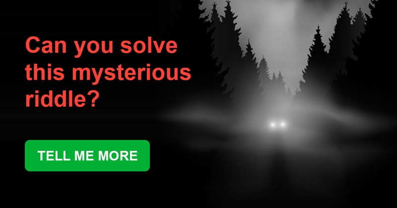 IQ Story: Only a genius can solve this mysterious and creepy riddle